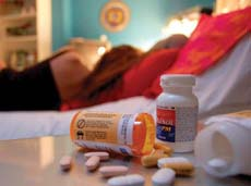 Sleeping pill has side effect to our health