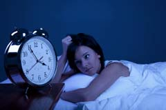 Insomnia can cause serious health problem