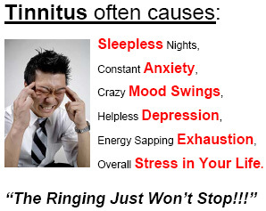 What cause Tinnitus