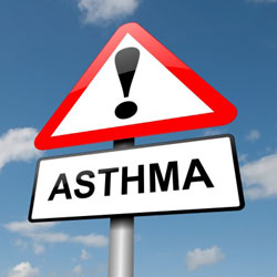 Asthma relief