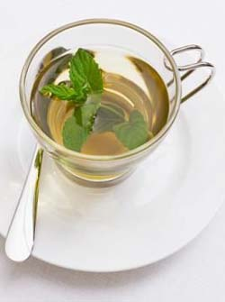 Green tea is good liver detoxifacation